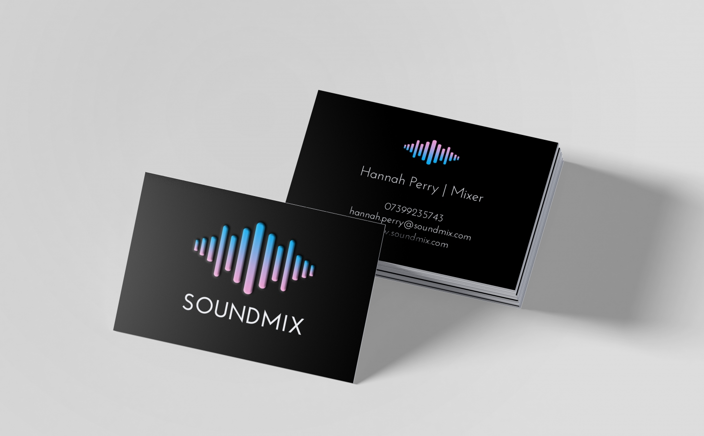 Scodix Business Cards